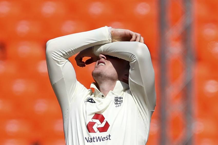Dom Bess Backed To Bounce Back After England Spinner Misfires Against India