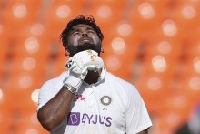 Rishabh Pant Turns India's Saviour Against England, Reaches Maiden Home Century With A Six