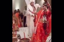 Video Of Bride And Groom Dancing During Pheras Leaves Twitter Users Into Splits
