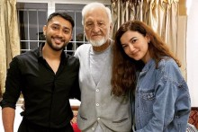 Gauhar Khan's Father Passes Away, Actor Pens Heartwarming Note