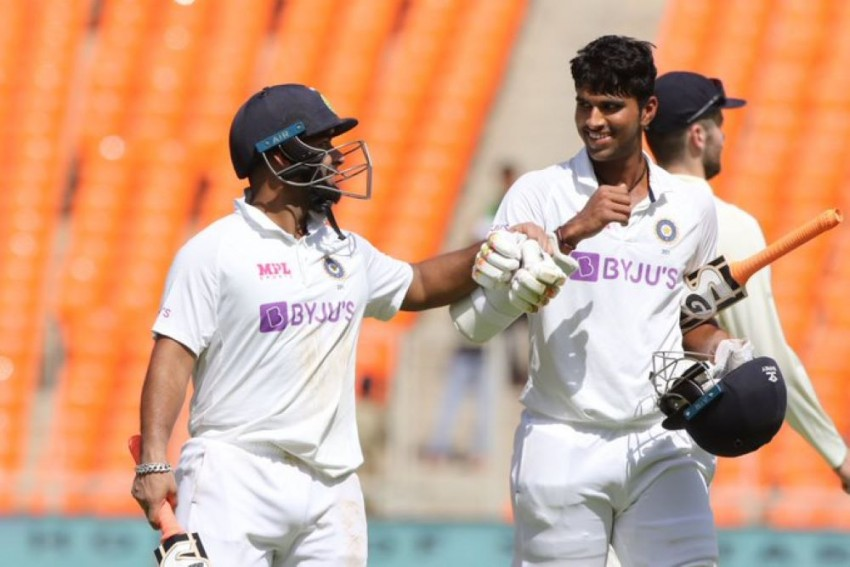 IND Vs ENG, 4th Test, Day 2:  Rishabh Pant, Washington Sundar Help India Take 89-Run Lead - Highlights