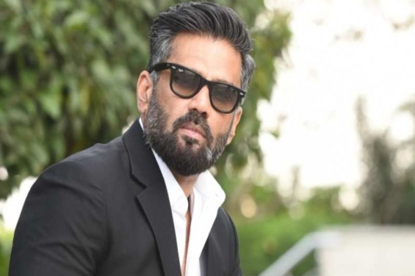 Suniel Shetty Files Police Complaint Against Production Company For Using His Photo On A Fake Film Poster