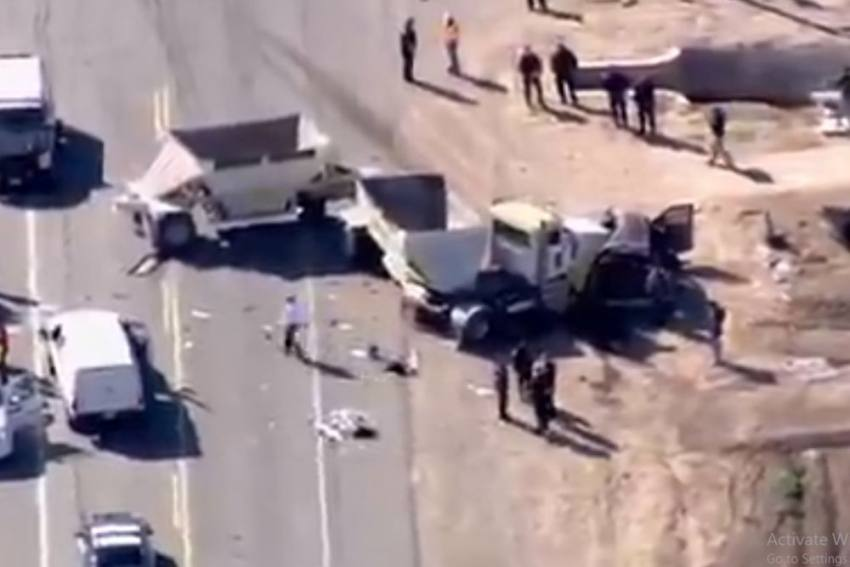 California: 13 Killed, 9 Severely Hurt In SUV After Border Crash