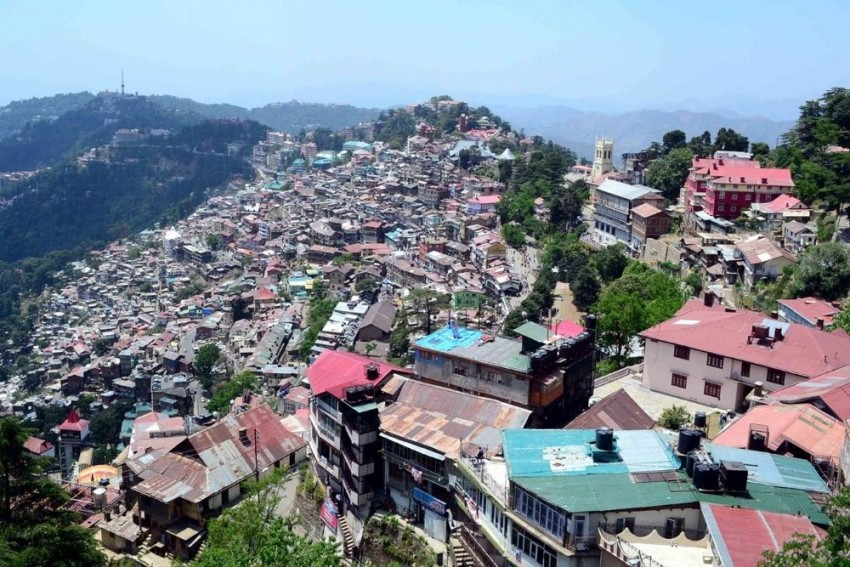 From 92nd In 2018, Shimla Takes Top Spot In Ease Of Living Index