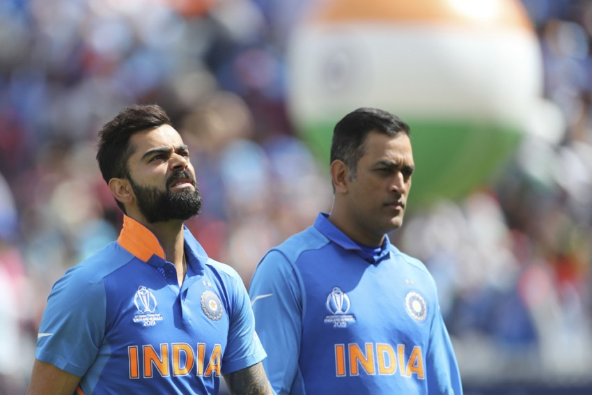 Virat Kohli Equals MS Dhoni's Record After Getting Out For Zero In 4th Test In Ahmedabad