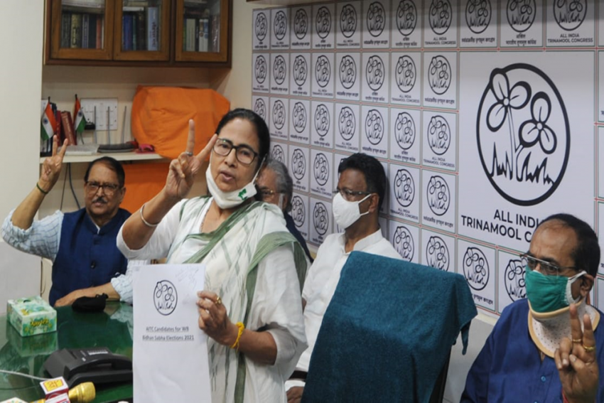 In TMC's Candidate List, Muslims Are Down By A Third From 2016
