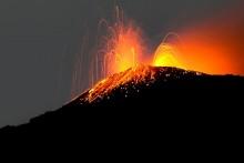 Alert Level Raised After Explosion At Remote Alaska Volcano