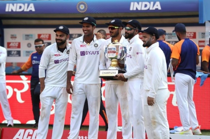 4th Test: India Thrash England, Set To Meet New Zealand In ICC World Test Championship Final