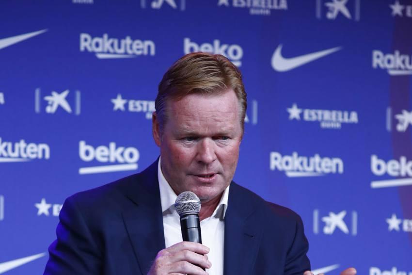 Barcelona Have To Be Realistic About La Liga Title Chances – Ronald Koeman
