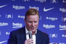 Barcelona Have To Be Realistic About La Liga Title Chances – Ronald Koeman