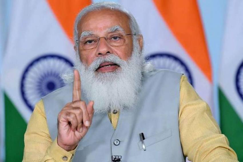 Remove PM Modi's Photo From Covid Vaccination Certificates: EC Tells Centre