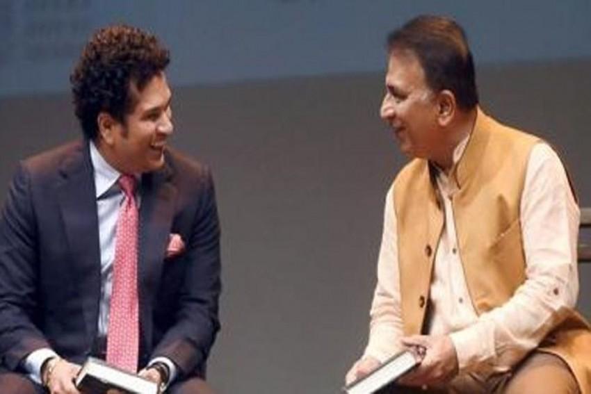 Sachin Tendulkar Says,  'Sunil Gavaskar Remains My Hero'