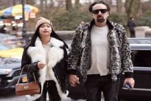 Hollywood Actor Nicolas Cage Ties Knot With Girlfriend Riko Shibata