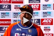 Watch Ravi Shastri's Fiery 'Speech' After India's Test Series Win Against England - VIDEO