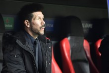 Madrid Derby Will Not Settle La Liga Title Race, Insists Atletico Coach Diego Simeone