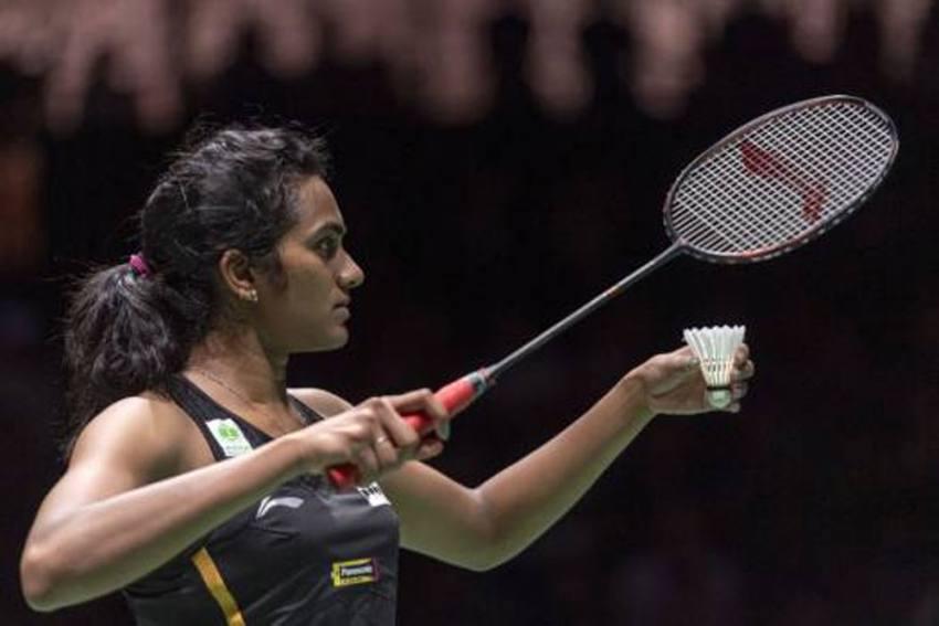 PV Sindhu Enters Swiss Open Badminton Final
