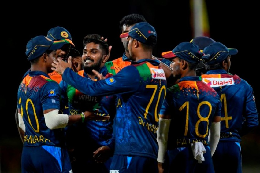 WI Vs SL: Sri Lanka Beat West Indies By 43 Runs To Level T20 Series