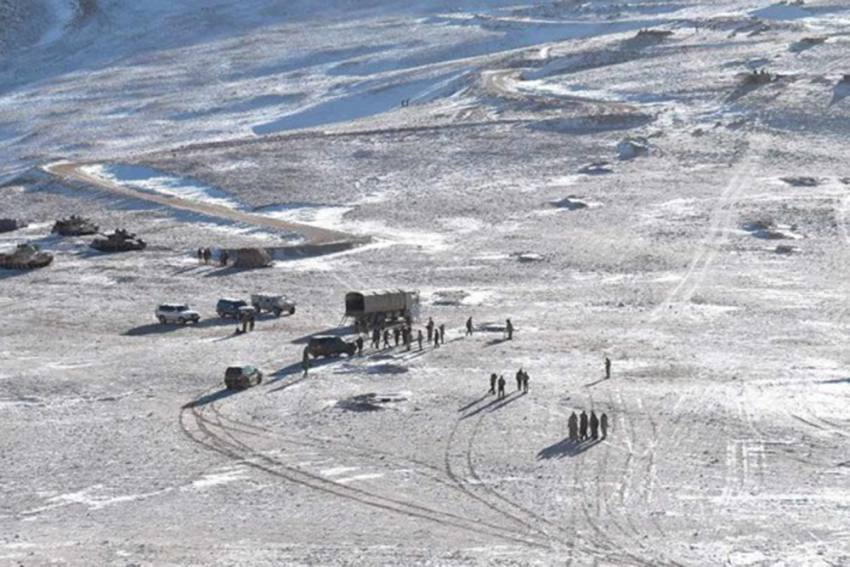 Indo-China Border Row: India Urges For Complete Disengagement of Troops In Eastern Ladakh