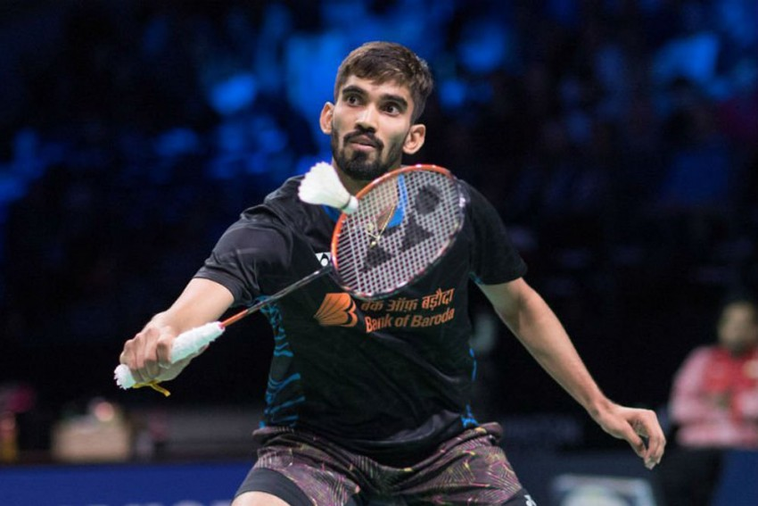 Kidambi Srikanth, Satwiksairaj Rankireddy - Chirag Shetty Enter Semifinals Of Swiss Open Badminton