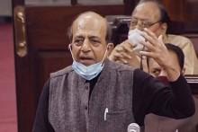Former TMC Member Dinesh Trivedi Joins BJP