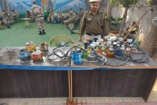 Aur Ab Pawri Nahi Ho Rahi Hai, Says Delhi Police As They Seize 24 Hukkas From Delhi Bar