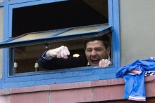 Rangers Crowned Scottish Champions As Steven Gerrard Denies Celtic 10 In A Row