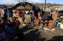 155 Rohingya Refugees Taken To Detention Centre In Jammu