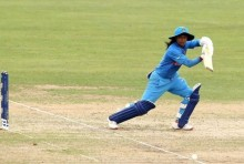 IND W Vs SA W, Innings Report: Mithali Raj Hits Fifty But India Struggle To 177/9 Against South Africa