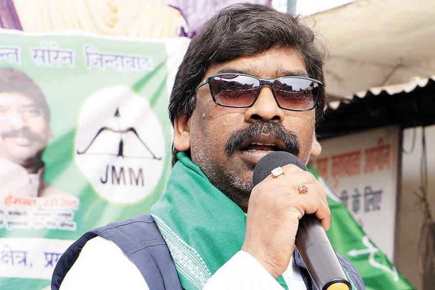 Jharkhand Shall Devise Its Own Resource Generation Plan After 'Unequal Treatment' By Centre: CM