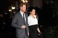 Prince Harry, Meghan Markle To Talk About Royal Split During Interview With Oprah Winfrey