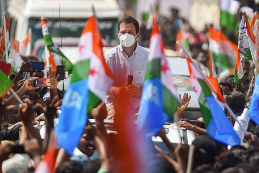 Tamil Nadu Assembly Polls: Congress Gets 25 Seats From DMK, Its Lowest Tally In 4 Elections