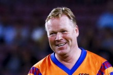 Barcelona Coach Ronald Koeman Unfazed By Madrid Derby Result