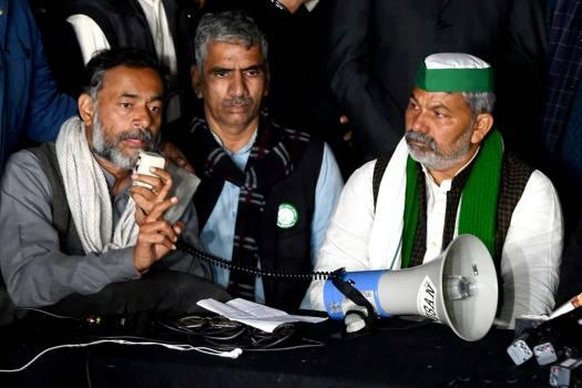 SKM Appeals People To Pressure BJP-JJP MLAs To Support No-Trust Motion Against Haryana Govt