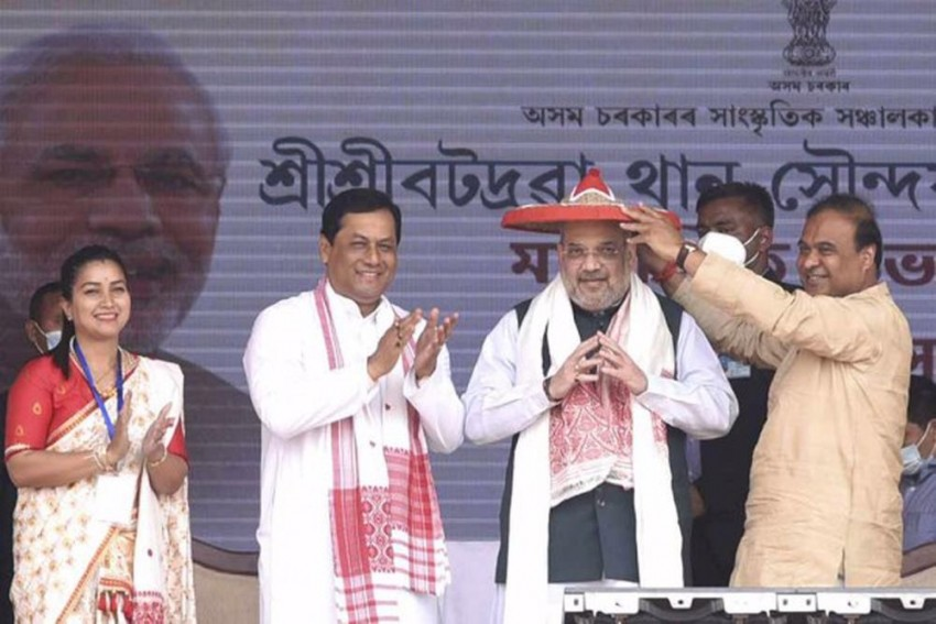 People Of Assam Eager To Re-Elect BJP: CM Sarbananda Sonowal