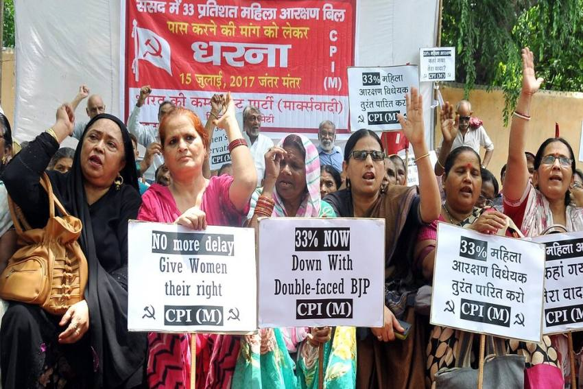 Demands By Politicians For Women's Quota In Parliament, State Assemblies Rise