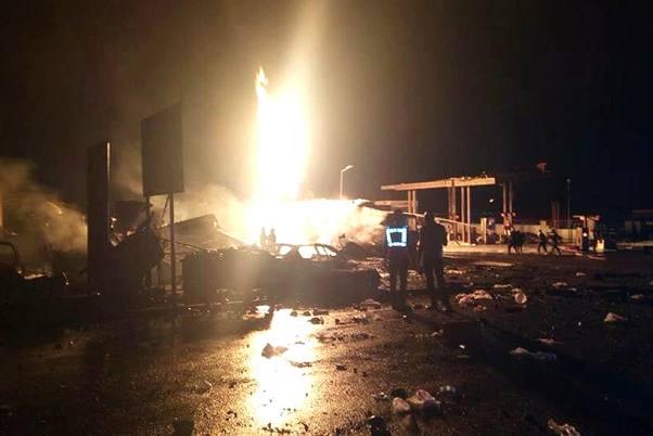At Least 20 Dead, 600 Hurt In Equatorial Guinea Blasts