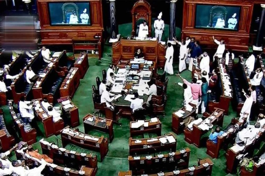 TMC Seeks Adjournment Of Parliament Session Ahead Of Assembly Polls