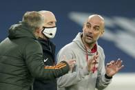 Derby Defeat Can Help Manchester City, Says Pep Guardiola