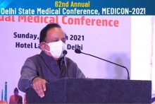 India In The Endgame Of Covid-19: Health Minister Harsh Vardhan