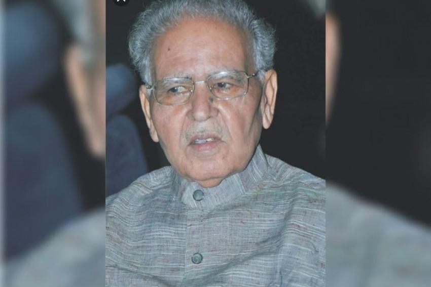 Former Rajasthan Governor Anshuman Singh Passes Away