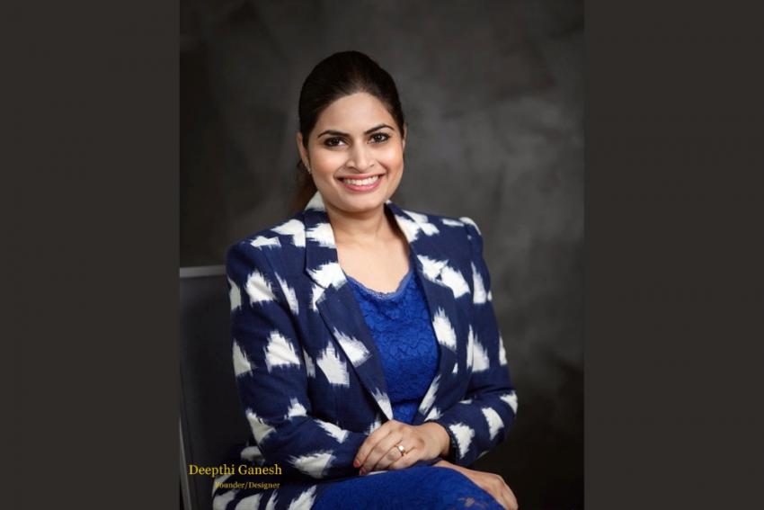 Tollywood Fashion Designer Deepthi Ganesh Shares Her Inspiring Journey On Women's Day
