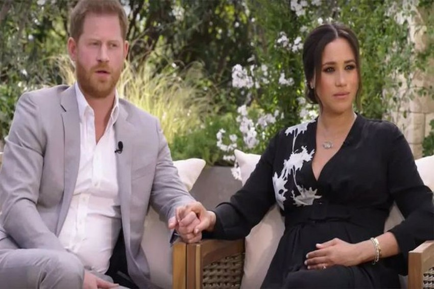 Hilarious Memes That Came Out Of Meghan And Harry's Interview With Winfrey