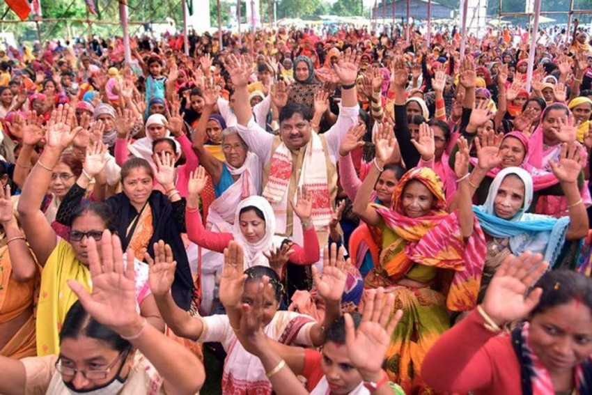Assam Assembly Elections: Only 19 Of 223 Candidates Announced So Far Are Women