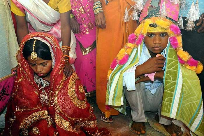 Five Countries Including India Account For Total Child Brides In World: UNICEF