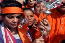 SC Stays Arrest Warrant Against BJP Candidate Bharati Ghosh Till Bengal Polls End