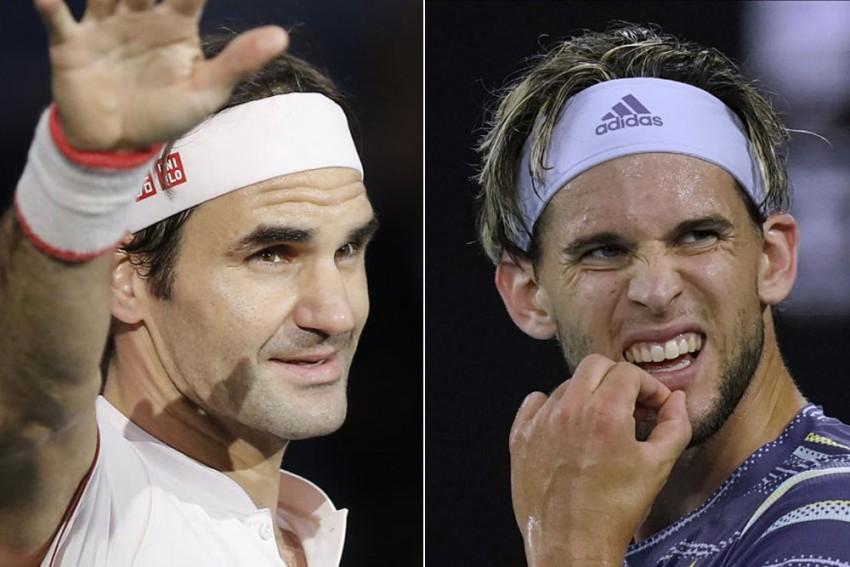Dominic Thiem Relishing Roger Federer's ATP Tour Comeback