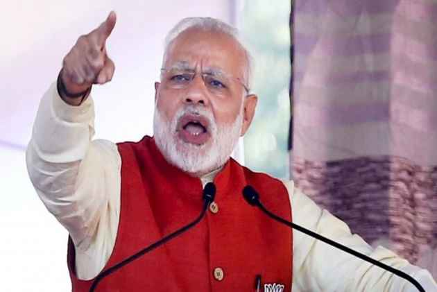 The Path Of Progress That Emerged Under BJP Govt Is Before You: PM Modi