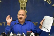 Deputy CM Manish Sisodia Presents Delhi Budget Of Rs 69,000 Crore For 2021-22