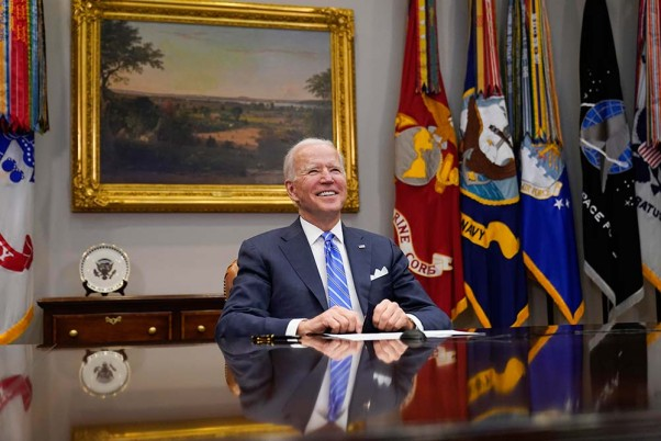 Biden Aims At Big Relief Package For Citizens Without Touching A Tripwire Of Inflation.