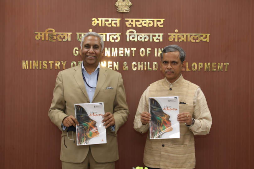 WCD Ministry, Invest India Ink MoU On Nutrition And Other Areas